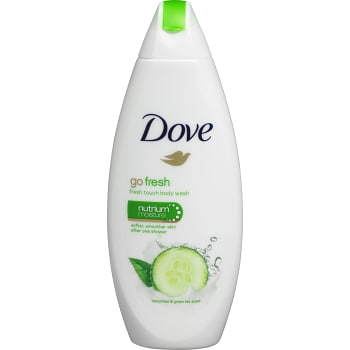 Fresh touch Duschtvål 250ml Dove