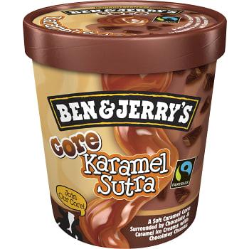 Glass Core karamel sutra 500ml Ben & Jerry's