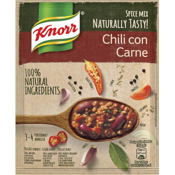 Kryddmix Chili con Carne 64g Knorr