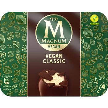 Glass Classic Vegan 4-p Magnum