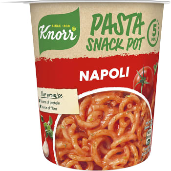 Pasta Napoli Snack pot 69g Knorr