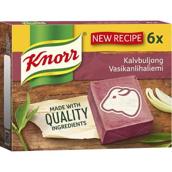 Kalvbuljong 6-p Knorr