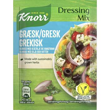 Dressingmix Grekisk 3-p Knorr