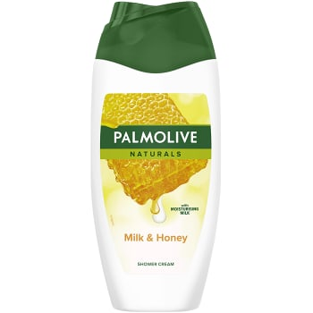 Duschtvål Honey & milk 250ml Palmolive
