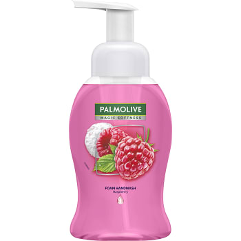 Magic softness Raspberry Flytande handtvål 250ml Palmolive