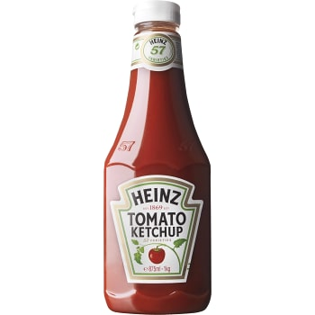 Tomatketchup 1kg Heinz
