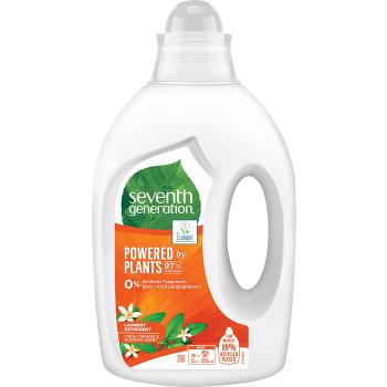Tvättmedel Flytande Miljömärkt 1l Seventh Generation