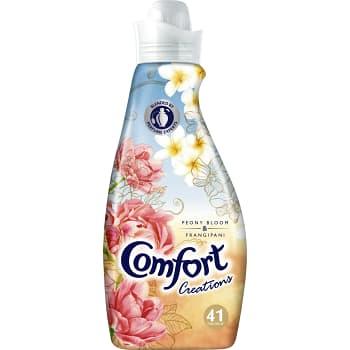 Sköljmedel Peony Bloom & Frangipani 750ml Comfort