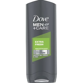 Extra fresh Duschtvål 250ml Dove Men Care