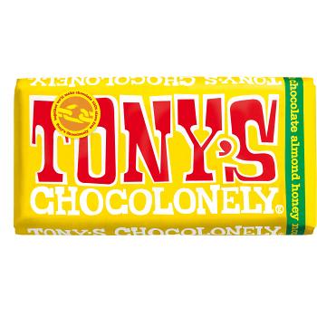 Choklad Nougat Ljus 180g Tony's Chocolonely