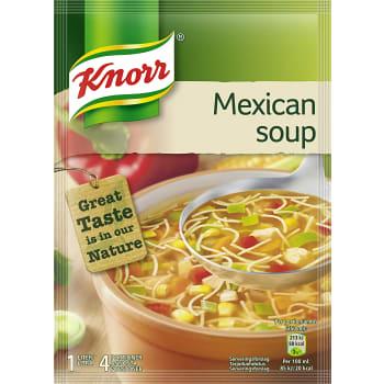 Mexicanasoppa 4 portioner 1l Knorr
