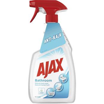 Rengöringsmedel Badrum Spray 750ml Miljömärkt Ajax