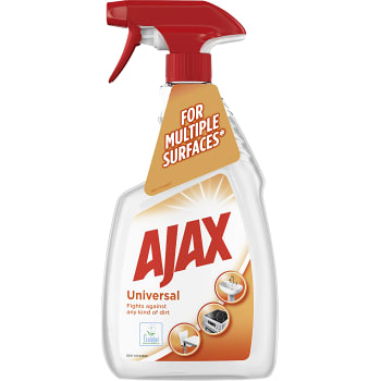 Allrengöring Optimal7 Spray 750ml Miljömärkt Ajax