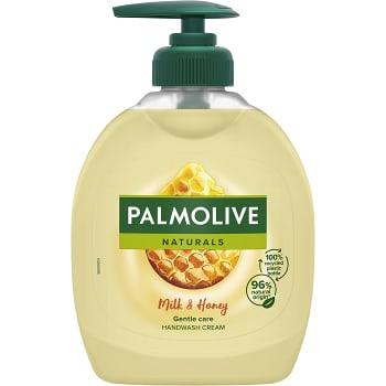 Handtvål Flytande Milk & honey 300ml Palmolive