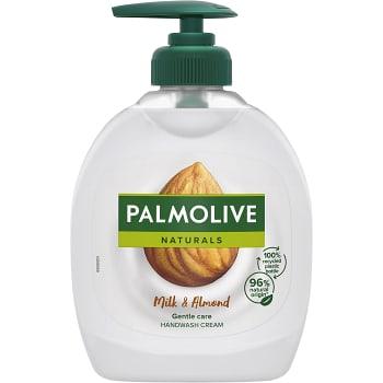 Handtvål Flytande Milk & almond 300ml Palmolive