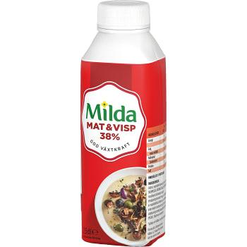 Matlagningsgrädde Mat & Visp Gourmet 2,5dl Milda