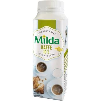 Kaffegrädde 10% 2,5dl Milda