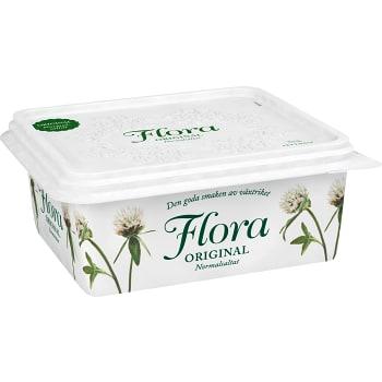 Orginal 80% Normal saltat 600g Flora