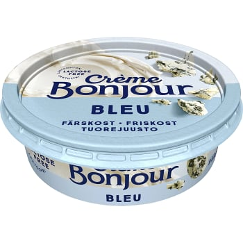 Färskost Bleu laktosfri 100g Creme Bonjour