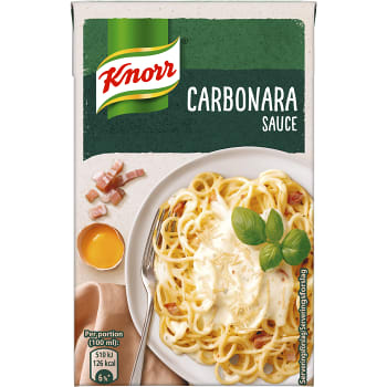 Carbonara med Bacon 400ml Knorr