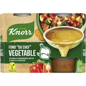 Fond du chef Vegetarisk 8-p Knorr