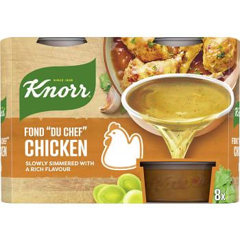 Fond du chef Chicken 8-p Knorr