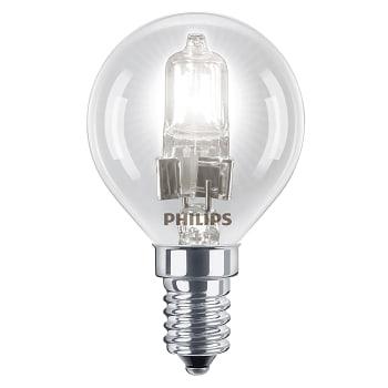Halogenlampa Klot 18W E14 1-p Philips