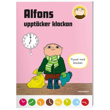Alfons upptäcker klockan
