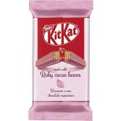 Choklad KitKat Ruby cocoa beans 41,5g Nestle