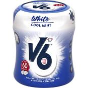 Tuggummi White Cool mint 87g V6