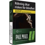 Pall Mall Green 20p