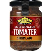 Strimlade Soltorkade tomater 140g Zeta