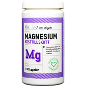 Magnesium Kosttillskott 100st ICA Hjärtat