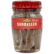 Sardeller 80g Zeta