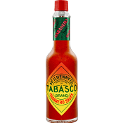 Habanero pepper sauce 60ml Tabasco