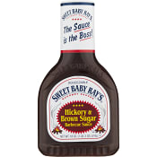 BBQ Sauce Hickory & Brown Sugar 510g Sweet Baby Rays