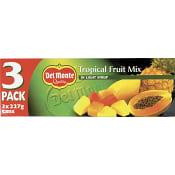 Tropisk Fruktmix i sockerlag 227g 3-p Del Monte