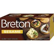 Breton Sesame 112g Dare