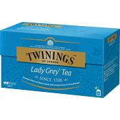 Lady grey te 25-p Twinings