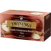 Äpple kanel & russin te 25-p Twinings