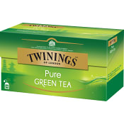 Pure Green te 25-p Twinings