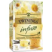 Örtte Infuso Kamomill honung & vanilj 20-p Twinings