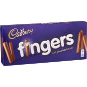 Chokladpinnar Fingers 114g Cadbury