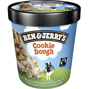 Glass Cookie dough 500ml Ben & Jerry's