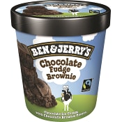 Glass Chocolate fudge brownie 500ml Ben & Jerry's