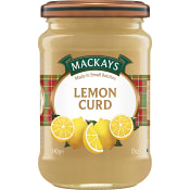 Lemon curd 340g Mackays