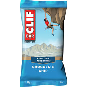 Energibar Chocolate chip 68g Clif bar