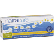 Organic Regular Tampong Ekologisk 20-p Natracare