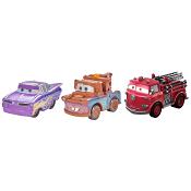 Bilar Miniracers 3-p Cars