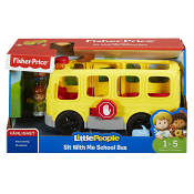 Buss Little People Fisher Price